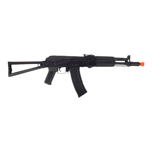LANCER TACTICAL AK-104 AIRSOFT CARBINE AEG - BLACK