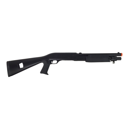 DOUBLE EAGLE M56A TRI-SHOT SPRING SHOTGUN PISTOL GRIP FIXED STOCK for $49.99 at MiR Tactical