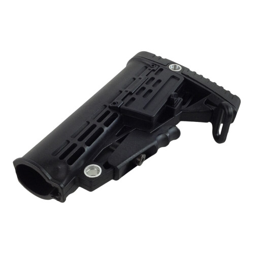RANGER ARMORY TACTICAL MIL-SPEC STOCK - BLACK for $14.99 at MiR Tactical