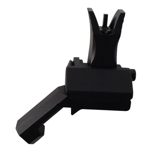 RANGER ARMORY OFFSET FLIP-UP FRONT POST - BLACK for $19.99 at MiR Tactical