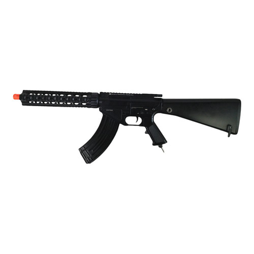 G&P POLARSTAR SR47 CARBINE BLACK CERTIFIED USED  AIRSOFT