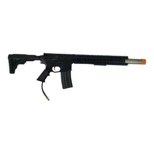 KRYTAC LVOA HPA CARBINE BLACK CERTIFIED USED  AIRSOFT
