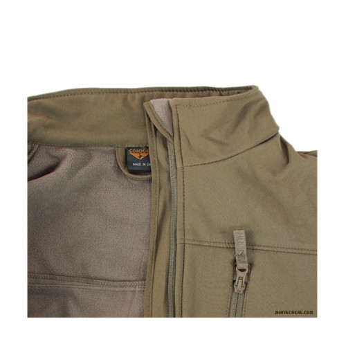 PHANTOM SOFT SHELL JACKET TAN MEDIUM