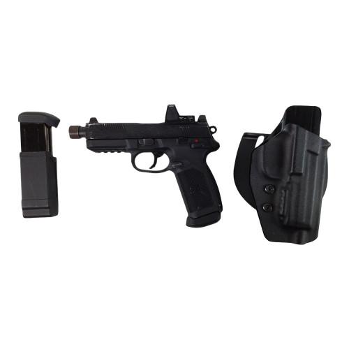 CYBERGUN FNX W/RMR AIRSOFT GUN CERTIFIED