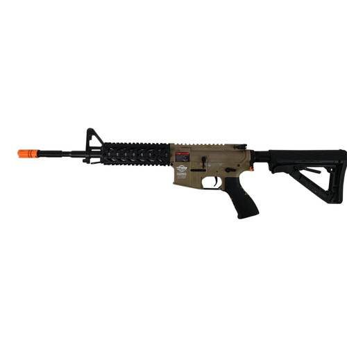 GG CM16 RAIDER TAN CERTIFIED USED AIRSOFT for $99.99 at MiR Tactical