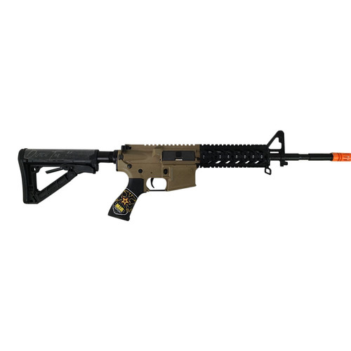 GG CM16 RAIDER TAN CERTIFIED USED AIRSOFT