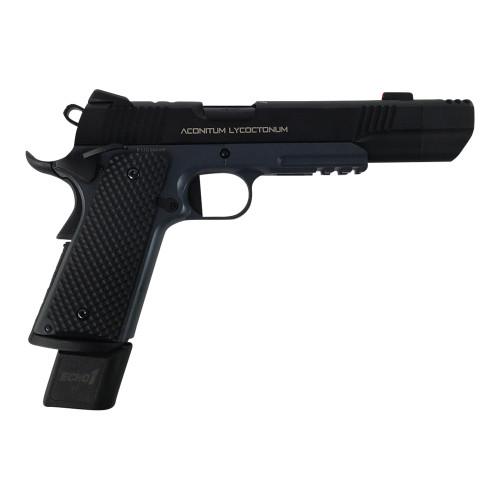 M1911 WOLFSBANE GBB PISTOL BLACK
