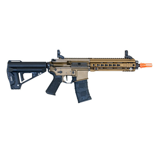 CALIBER CQB AEG - TAN for $1299.99 at MiR Tactical