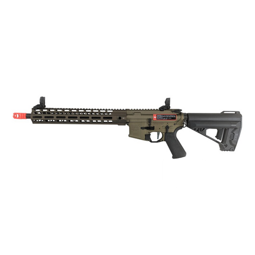 SABER CARBINE RECON AEG - TAN for $1299.99 at MiR Tactical