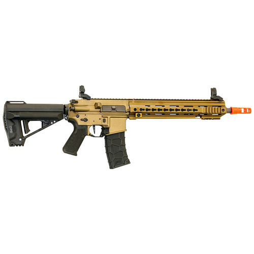 CALIBER CARBINE DMR AEG - TAN for $1299.99 at MiR Tactical