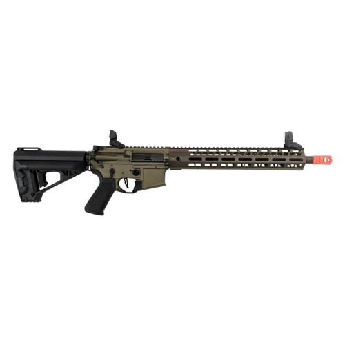 SABER CARBINE DMR AEG - TAN for $1299.99 at MiR Tactical