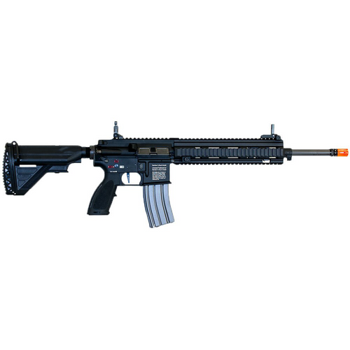 M27 DMR AEG - BLACK for $1499.99 at MiR Tactical