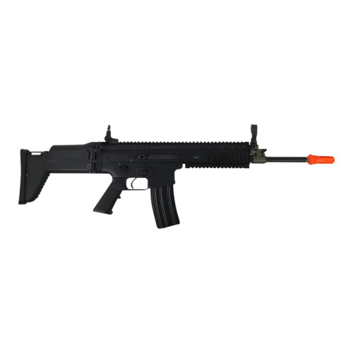 ARES SCAR L BLACK AEG  CERTIFIED USED AIRSOFT for $299.99 at MiR Tactical