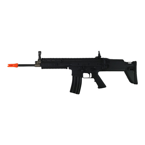 ARES SCAR L BLACK AEG  CERTIFIED USED AIRSOFT