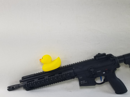 RAIL MOUNTED TACTICAL RUBBER DUCK ATTACHMENT for $14.99 at MiR Tactical