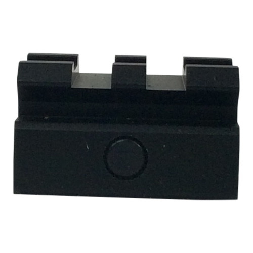 2 SLOT LOW-PROFILE FULL SIZE RISER MOUNT 0.5`