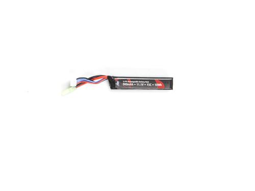 11.1V 900 MAH LIPO SMALL STICK BATTERY