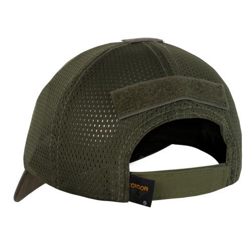 TACTICAL CAP COYOTE BROWN MESH