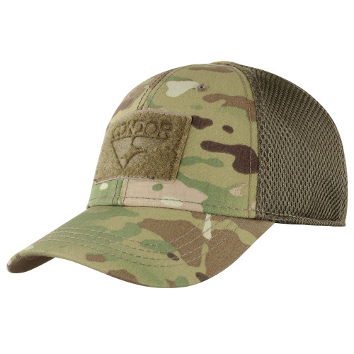 TACTICAL CAP MULTICAM MESH