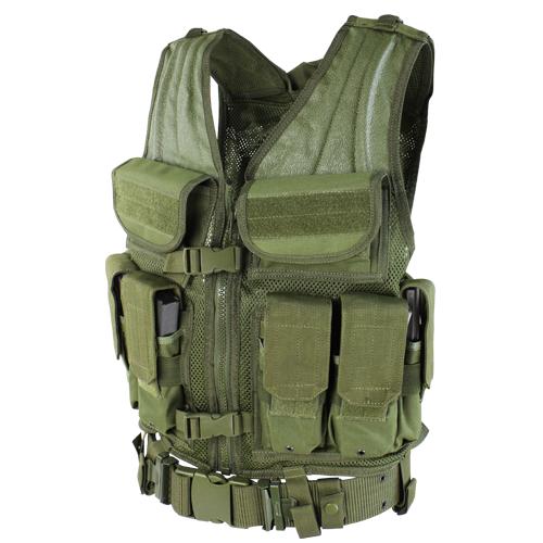 ELITE TACTICAL VEST OD for $59.99 at MiR Tactical