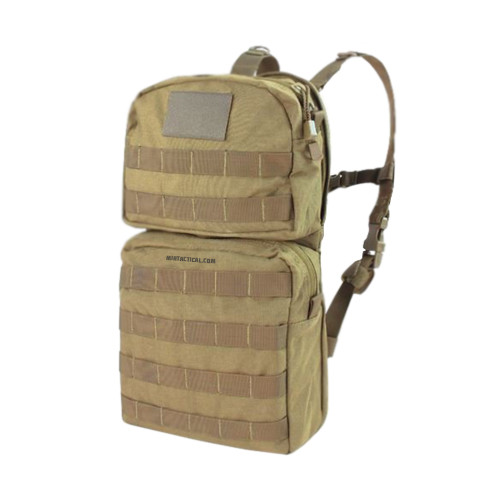 HYDRATION CARRIER 2 TAN for $39.99 at MiR Tactical