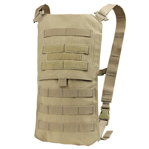 OASIS HYDRATION CARRIER TAN for $34.99 at MiR Tactical