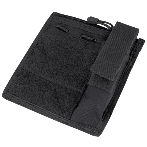 ADMIN POUCH BLACK for $14.99 at MiR Tactical