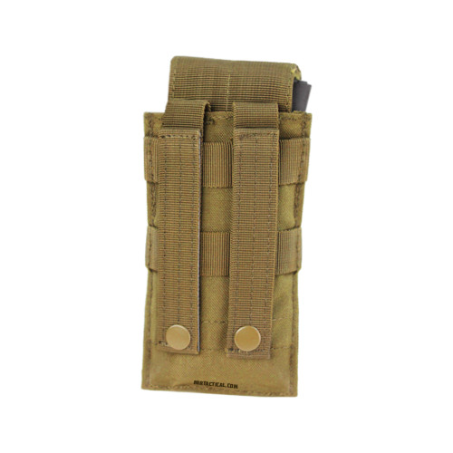 SINGLE M4 MAG POUCH COYOTE