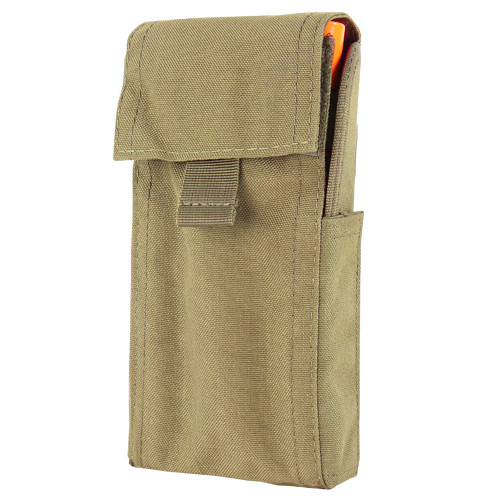 25 ROUND SHOTGUN RELOAD POUCH TAN for $14.99 at MiR Tactical
