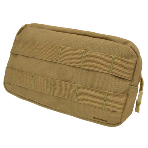 UTILITY POUCH COYOTE for $14.99 at MiR Tactical