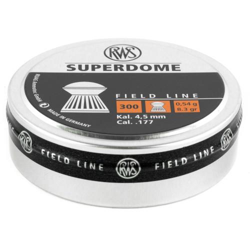 Rws Superdome Fl .177 300/blstr