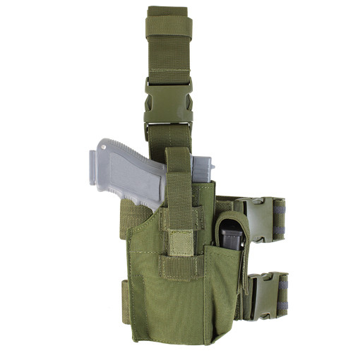 TACTICAL LEG HOLSTER OD for $24.99 at MiR Tactical