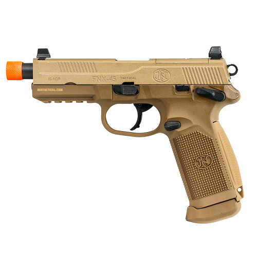 FN FNX 45 TACTICAL GBB AIRSOFT PISTOL DE