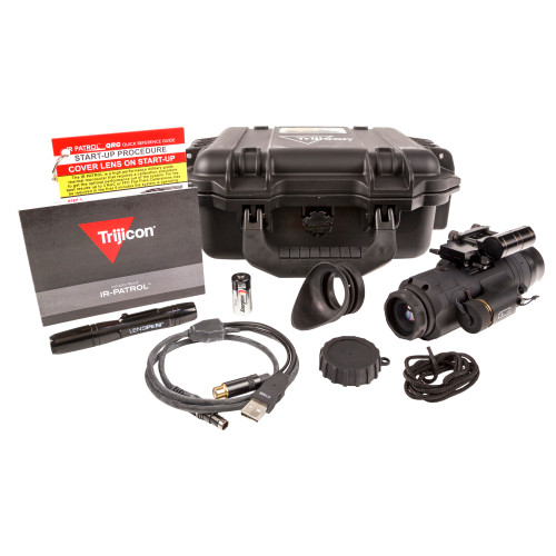 Trijicon Ir Ptrl M300w 19mm Blk Kit