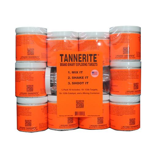 Tannerite Brick 1/2lb Trgt 10/pk