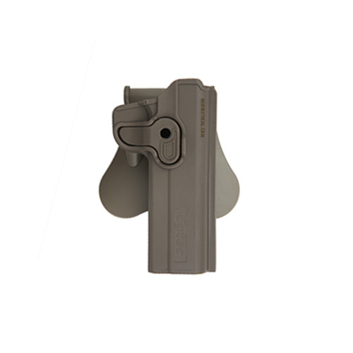 COLT 1911 5` MOLDED HOLTER FDE RT for $24.99 at MiR Tactical