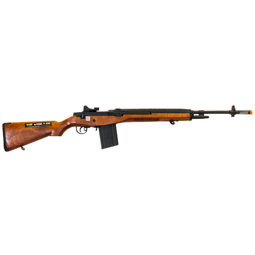 ECHO1 M14 AIRSOFT DMR AEG - WOOD for $194.99 at MiR Tactical