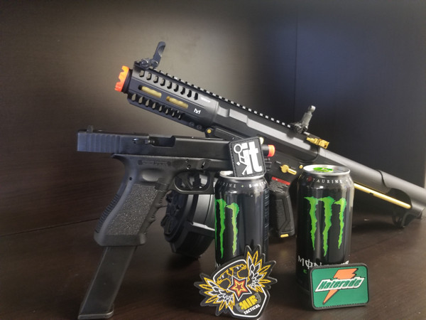 """Ultimate """"Kyle""""  Airsoft Complete Package - 1 Year Warranty"""