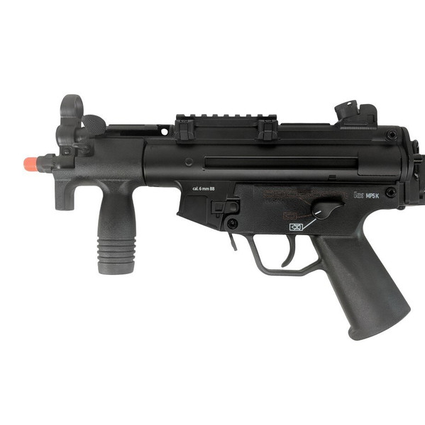 ELITE FORCE H&K MP5K AIRSOFT SMG AEG BLACK