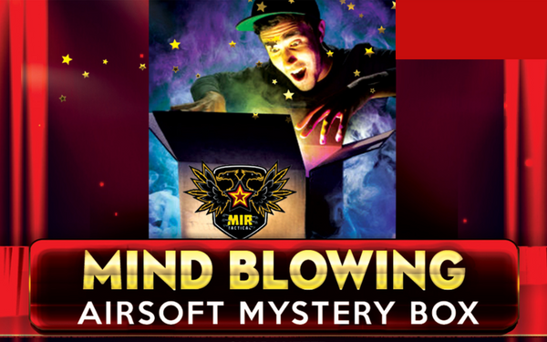 MIR'S MIND BLOWING MYSTERY BOX TP EDITION