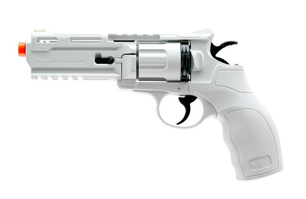 H8R AIRSOFT REVOLVER WHITE STORMTROOPER