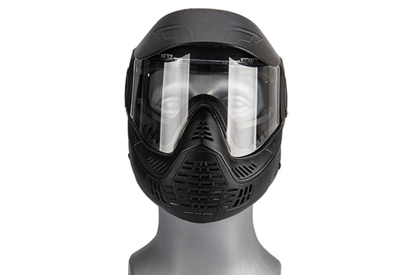 LANCER TACTICAL PAINTBALL GOGGLES BLACK