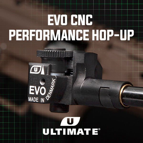ASG ULTIMATE EVO CNC PERFORMANCE HOP UP
