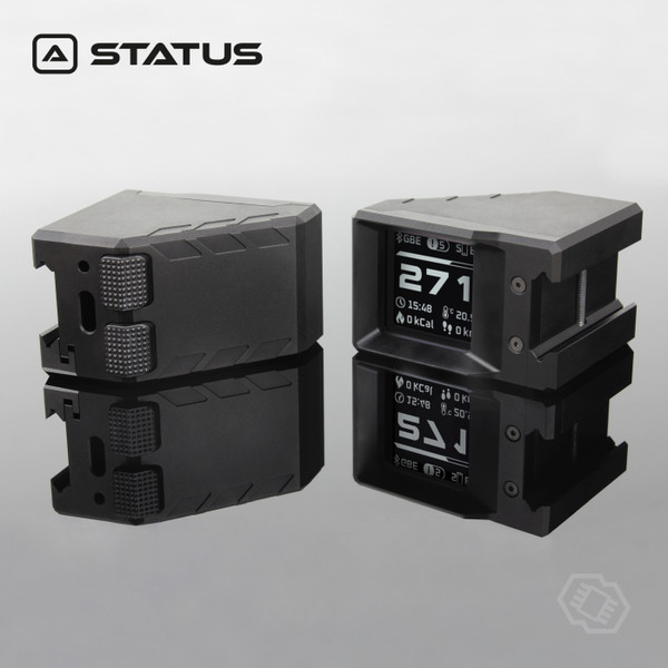 GATE STATUS FOR TITAN ASTER - BLACK