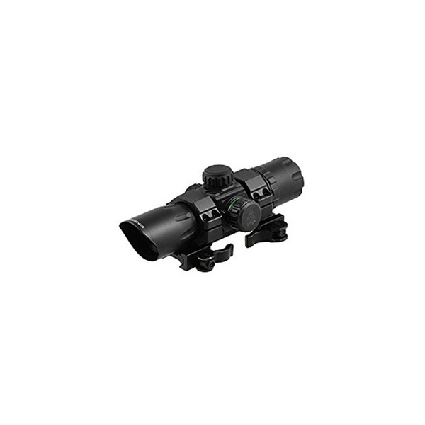 UTG 6.4' ITA RED/GREEN CQB T-DOT SIGHT WITH QD MOUNT BASE for $64.95 at MiR Tactical