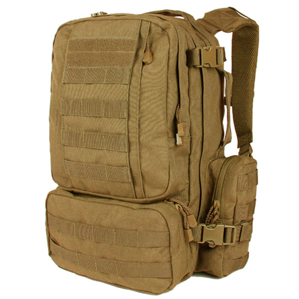 CONVOY PACK COYOTE BROWN for $59.99 at MiR Tactical