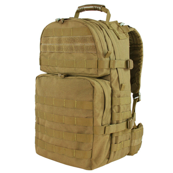 MEDIUM ASSAULT PACK COYOTE for $59.99 at MiR Tactical
