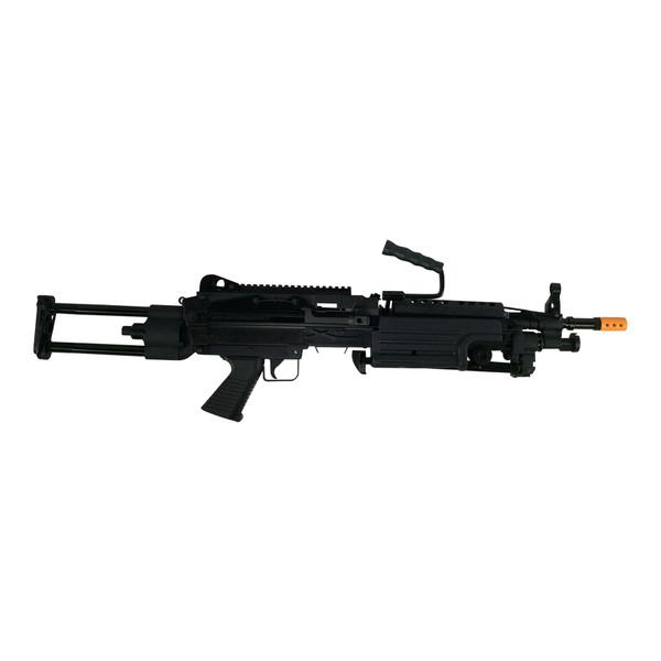 CLASSIC ARMY M249 MKII PARA AIRSOFT LMG AEG - BLACK for $379.99 at MiR Tactical