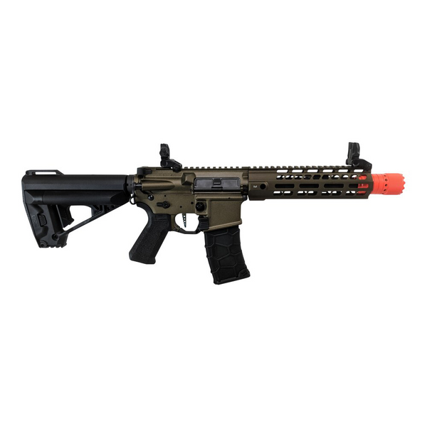 SABER CQB AEG - TAN for $1299.99 at MiR Tactical
