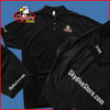 Skydive Store Heavyweight Cotton™ Jersey Polo Black